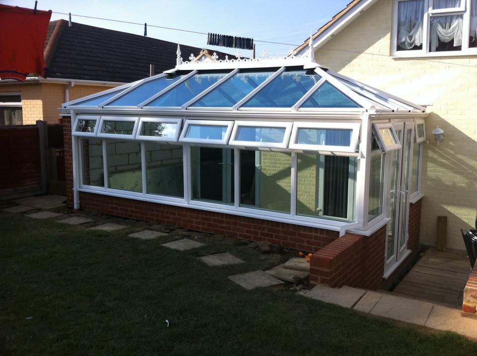 conservatory f