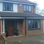 external upvc windows
